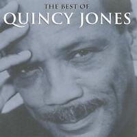 QUINCY JONES The Best Of CD BRAND NEW