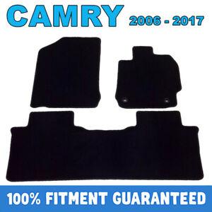 PREMIUM Prestige Carpet Floor Mats for Toyota CAMRY 2006-2017 Customized Fit