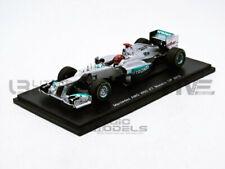 SPARK 1/43 - MERCEDES GP W03 - MONACO GP 2012 - S3042