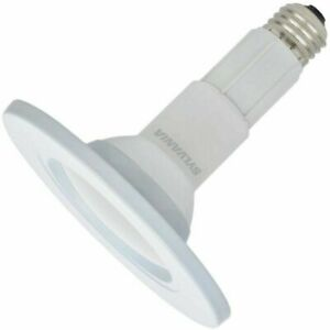 Sylvania 79694  BR30 Flood LED Recessed Light Bulb Medium Base All-In-One
