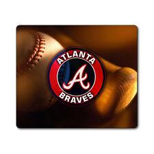 Atlanta Braves Baseball Large Mousepad Mouse Pad Great Gift Idea LMP2001