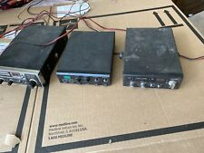 Vintage Realistic 3 Cb Radios Cb Radio Trc 413 423 Other All were in storage