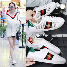 Women Casual Sneakers Sports Athletic Leisure Running Flat Trainers Walk Shoes
