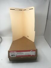 New listing Globe-Weis 29537Am Antimicrobial Fastener Folder, .75 in. Exp, 2 Fasteners Legal