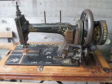 Rare Seidel & Naumann Singer imitation Prototype sewing machine to restore 1890