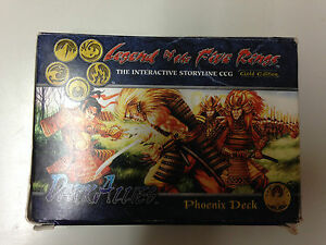 LEGEND OF THE FIVE RINGS // GOLD EDITION - PHOENIX DECK