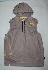 Adidas Climacool Sleeveless Hooded Jacket Size XL