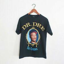 2005 Vintage Dr Dre The Chronic Album Shirt Men's Size S Black Hip Hop Rap Tees