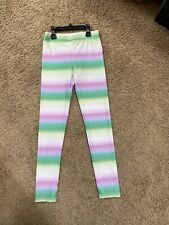 J. Crew Crewcuts Girl's Fitness Style Stretch Leggings~10~Preowned