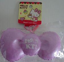Jumbo Hello Kitty Bow Macaron Macaroon Squishy *Purple*