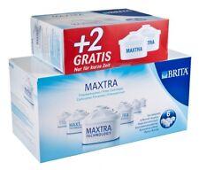 8 ORIGINAL BRITA MAXTRA WASSERFILTER KARTUSCHEN PACK 6+2 NEU