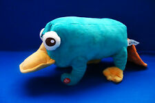 Disney Theme Parks Edition Phineas Ferb Perry the Platypus Chirps Plush