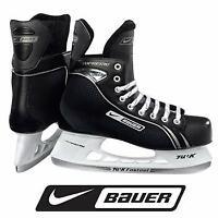 Nike Bauer Supreme One05 youth Hockey Ice Skates Size U.S 4 Shoe Sz 5 Black