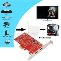 YK762H PCI-E Grabber Game Video Recording 720P/1080i HDMI PCI-E Capture F0L1E
