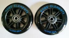 KORE SCOOTER WHEELS RAZOR PRO MGP 100mm +RATED ABEC 9 BEARINGS FREE DELIVERY