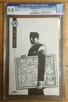 Thief of Thieves #1  Skybound 5th Anniversary Sketch Variant CGC 9.8