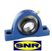 SNR ESPE210 Heavy Duty Ball Bearing Pillow Block, 50mm Bore, 2-Bolt, Set Screw