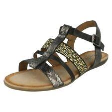 Buckle Gladiator Casual Sandals & Flip Flops for Women