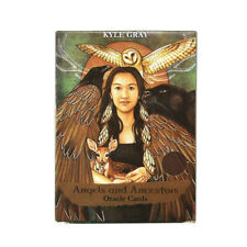 Angel and Ancestors Oracle Cards Deck Guidebook Tarot Cards 55PCS