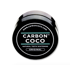 Coco Carbon ACTIVATED CHARCOAL POLISH - BEST NATURAL TEETH WHITENING in 14 DAYS!