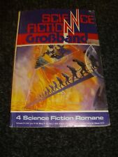 SCIENCE FICTION Großband, 4 Science Fiction Romane,Ren Dhark 33, 25,Gemini 42,22