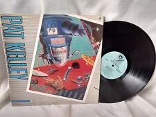 Pat Kelley LP Views of the Future Nova 87041 Private Jazz Guitar 1986 NM