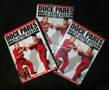Doce Pares Multi-Style System Volumes 1, 2, & 3