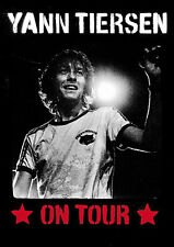 9447 // YANN TIERSEN ON TOUR EDITION LIMITEE CD & DVD LIVE NEUF SOUS BLISTER