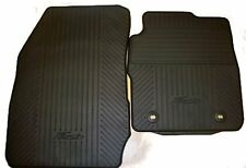 NEW Genuine Ford Fiesta MK7 FRONT Rubber Car Floor Mats 2008-2011 (Tailored Fit)