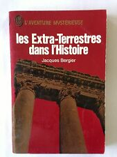 J'AI LU AVENTURE MYSTERIEUSE N° A 250 EXTRA TERRESTRES L'HISTOIRE 1974 BERGIER