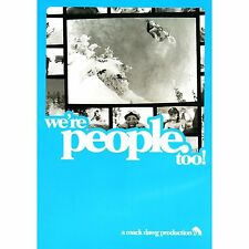 We're People too! ( Snowboarding Sport Extreme ) DVD