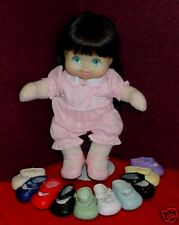 Custom Doll Shoes Fits - My Child - RED