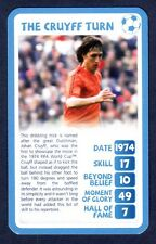 TOP TRUMPS-SA 2010-HOLLAND-JOHAN CRUYFF-THE CRUYFF TURN-1974