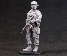 Legend 1/35 US Special Forces Sergeant Rob (18 Bravo) Iraq w/USMC Armor LF0137