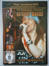 "DVD ""Guns N' Roses - The Broadcast Archives"" NEU + original verschweißt!!!"