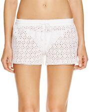 NEW  Polo Ralph Lauren St. Tropez Eyelet Shorts White size S Small $83