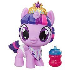 "My Little Pony My Baby ~ Twilight Sparkle ~ 7.5"" Posable w/ Feeding Bottle NIB"