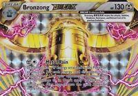 Pokemon Bronzong BREAK 62/124 - Fates Collide - Ultra Rare BRAND NEW