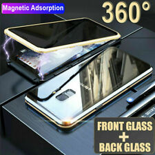 360° Full Magnetic Glass Anti-Spy Case For Samsung S20 Plus S10 S8 S9 Note 10 98