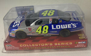 Racing Champions Jimmie Johnson #48 Die-Cast Car 1:24 NEW Nascar Collectors
