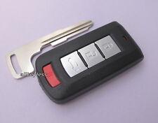 Unlocked OEM MITSUBISHI LANCER keyless smart remote fob transmitter + NEW KEY