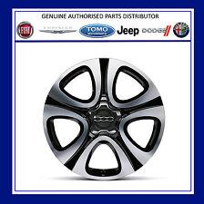 """Genuine New FIAT 500x 18"""" Granulato Finitura Cerchi In Lega Kit, PN - 51993395"""
