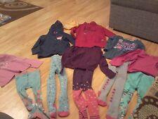 Herbst und Winter Bekleidung Paket,  große 98-104,  Mädchen