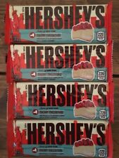 """HERSHEY'S Limited Edition """"Flavor Of New York"""" Cherry Cheesecake SET OF 4"""