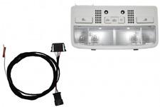VW W8 illuminazione interni grigio incl. Cavo di collegamento per VW FOX 5Z