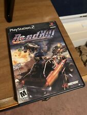 RoadKill (Sony PlayStation 2, 2003) Case And Manual Only - FREE SHIPPING!!!