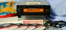 Becker Indianapolis Pro 7950 Navi MP3 BT Radio Komplettset für Youngtimer etc