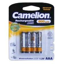 Camelion Micro-Akku 600Mah 4 St. Batterie