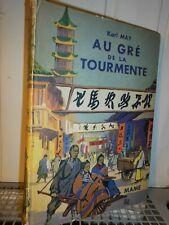 Mame - Karl May - Au gre de la Tourmente - Frankreich - 1933