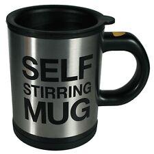 Selbstumrührender Edelstahl-Becher Kaffee-Becher Kaffeebecher Trinkbecher Tasse